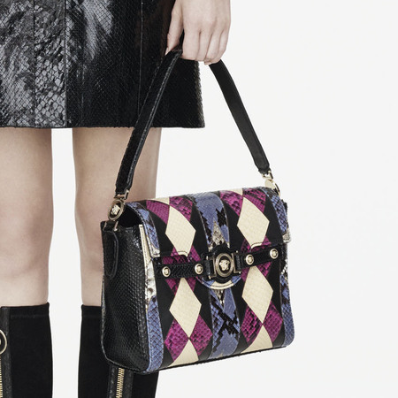Versace Resort Pre-Spring 2015 handbags