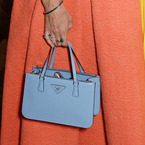 The mini handbag is back