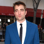 Robert Pattinson wears McQueen suit oh so well
