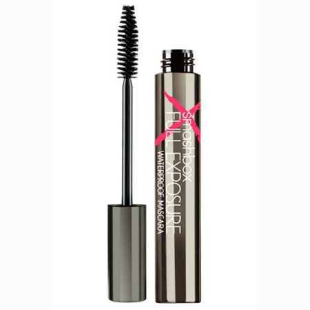 waterproof holiday makeup-smashbox full exposure waterproof mascara-summer beauty trends-handbag.com