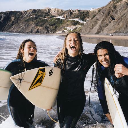 holiday, beach, surfing, friends, bikini, style, fitness, diet