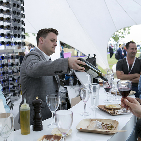 Taste of  London - Celebrity cruises - What to do in London this weekend - eating and drinking in London - going out ideas - handbag.com