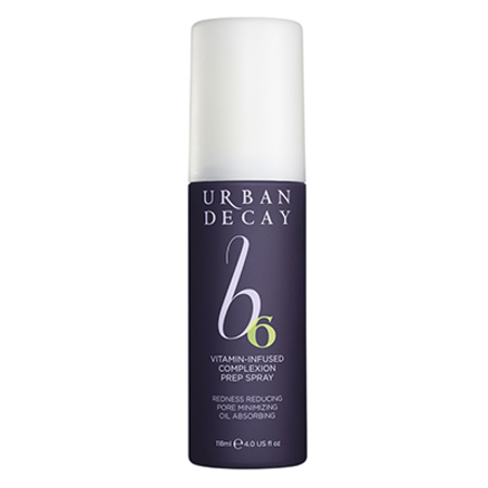 Urban Decay - B6 prep complexion spray - handbag hero - review - beauty bag - handbag.com