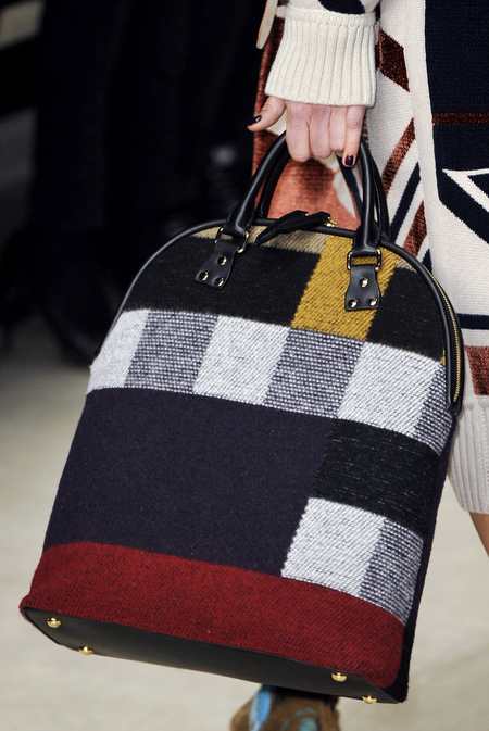 Burberry AW14 bag - best autumn/winter 2014 - Burberry bags in detail - shopping - feature - shopping bag - handbag.com