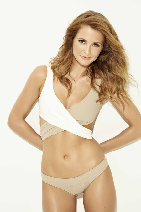 Millie Mackintosh - nip and fab - bikini picture - beauty and fitness - handbag.com