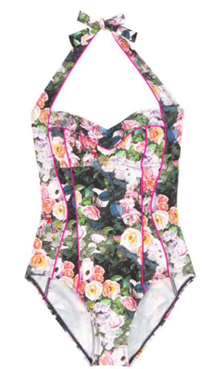 Oasis Digital Rose Swimsuit