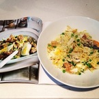 Millie Mackintosh's healthy kedgeree recipe