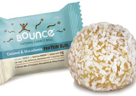 Bounce protein balls - Handbag heros - healthy snacks - protein diet - healthy food - food news - handbag.com