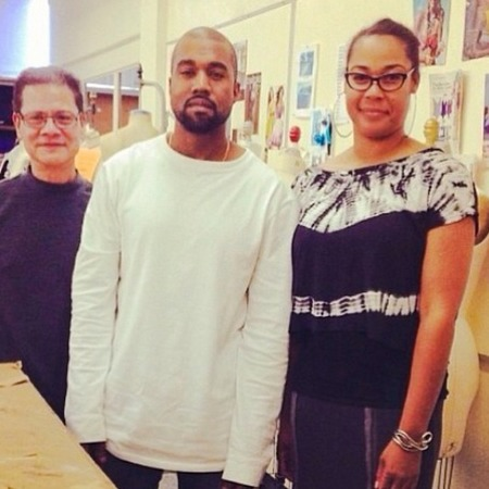 Kanye West teaches fashion at a college as part of his community service - Kanye West punches a photographer - celebrities who break the law - Kim Kardashian and Kanye West - celebrity news - day bag - handbag.com