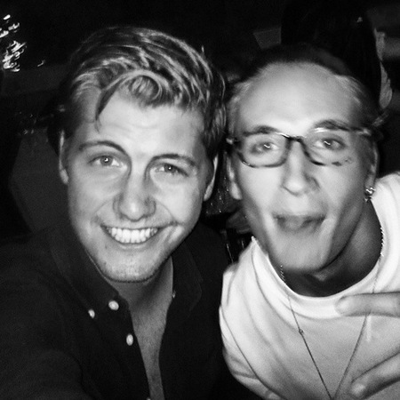 Made In Chelsea new york - stevie and proudlock - new best friends - handbag.com