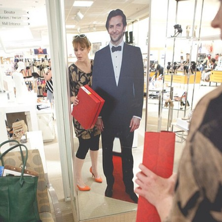 my life with bradley cooper - bradley cooper shoe shopping - day bag - handbag
