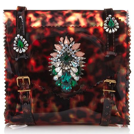 shourouk clutch bag