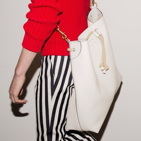 white gucci bag-milan fashion week-menswear-spring-summer 2015-man bag-white beach tote-handbag.com