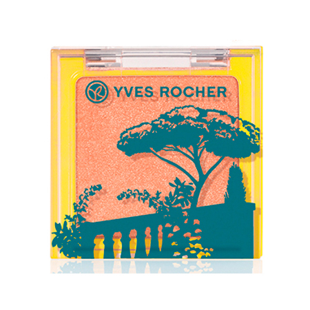 best beauty stores in france - yves rocher blush - beauty bag - handbag