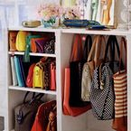 Life skills: How to store your handbags
