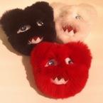 Meet Karl's fluffy Choupette bag charms