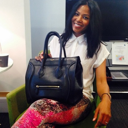 ameriie - handbag confessions - celine bag - interview - shopping bag - handbag.com