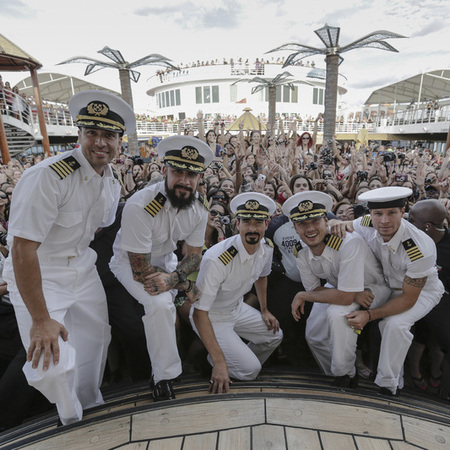 Backstreet Boys cruise ship holiday announcement - cruising holidays - 90s boybands - holiday ideas - travel news - handbag.com