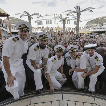 Backstreet Boys cruise ship holiday announcement - cruising holidays - 90s boybands - holiday ideas - travel news - handbag.com