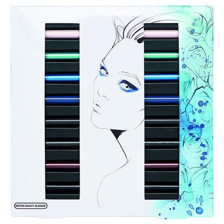 British-Beauty-Blogger-makeup-Eye-Pencil-Collection-marks and spencer-limited edition-handbag.com