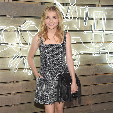 chloe moretz gucci fringe bag- teen celebs with amazing handbags - shopping bag - handbag