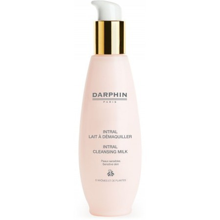 darphin intral cleansing milk  - best beauty products for eczema - beauty bag - handbag