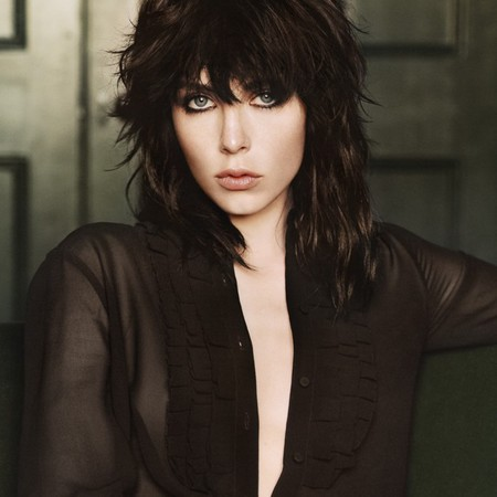 edie campbell-supermodel-ysl black opium-classic perfume-coffee and floral perfume-handbag.com