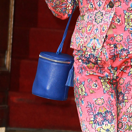 Eliza Doolittle's Anya Hindmarch bag