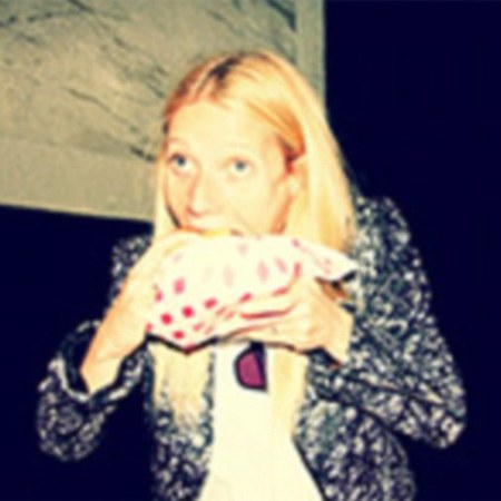 Gwyneth Paltrow - eating burger - fatty food - ditching diet - win back chris martin - handbag.com