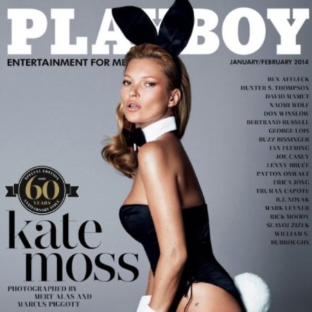 These A-listers didn't mind bearing all for Playboy...