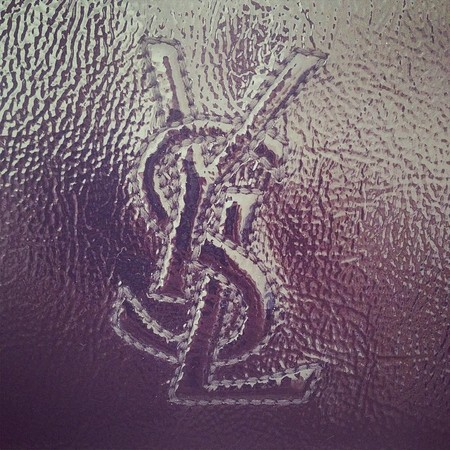 ysl bag - handbag confessions london beauty queen - beauty bag - handbag