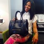 Handbag Confessions: OneThing singer Ameriie