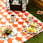 Buy It On Your Break: The perfect picnic rug