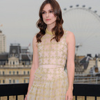 Keira Knightley's beautiful fashion evolution