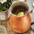 Fresh Nordic summer punch recipe