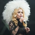 Paloma Faith's hat stole the show