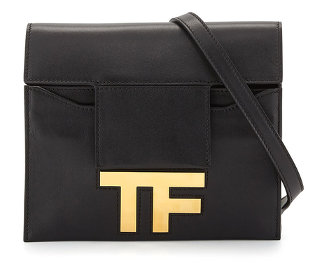 Tom Ford's new branded handbags - new designer handbags - shoulder bags - designer news - shopping news - handbag.com