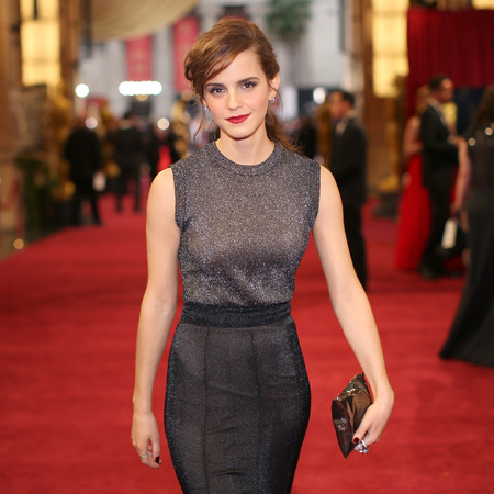 Emma Watson - Oscars - gown - red carpet