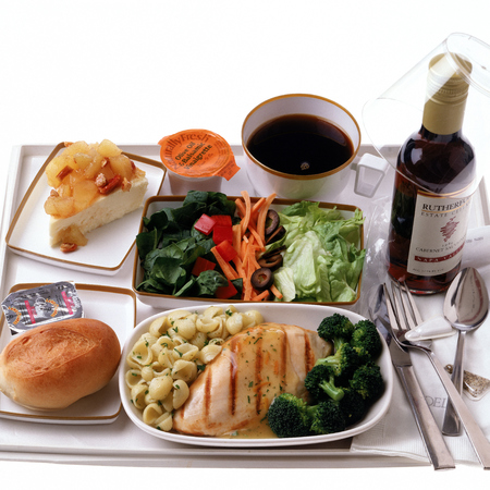 airline food - 3 ways airlines could improve - travel feature - travel bag - handbag.com