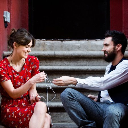 begin again - movie - keira knightley and adam levine- tgif to do list - day bag - handbag.com
