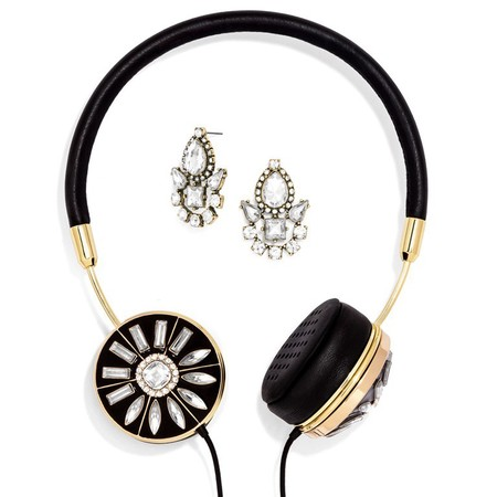 Frends headphones baublebar collaboration with matching earrings - buy it on your break - shopping feature - shopping bag - handbag.com