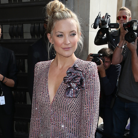 kate hudson-sequin jumpsuit onesie-armani prive-paris haute couture fashion week-aw14-celebrity fashion-handbag.com