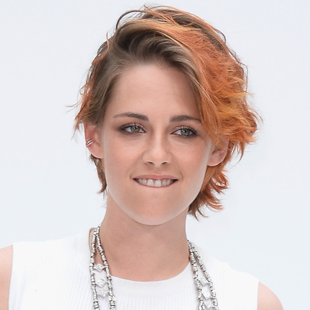 Kristen Stewart - cut hair - short cropped pixie cut hair - chanel couture show - handbag.com