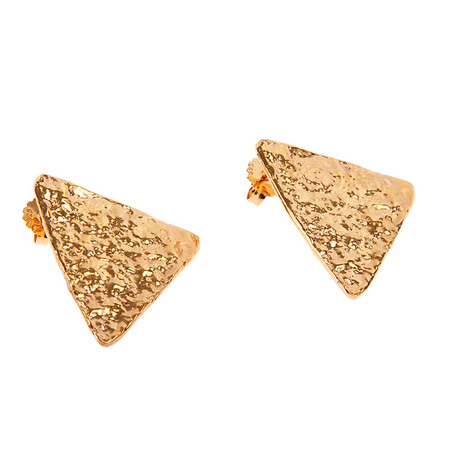 Lucy Folk Appeteaser moorish crisp earrings - buy it on your break - shopping bag - handbag.com
