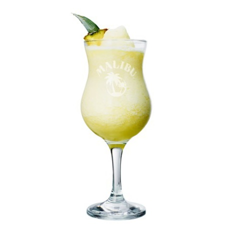 Malibu rum - pina colada cocktail recipe - evening bag - handbag.com