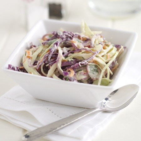 Rachel's summer coleslaw - recipe - day bag - handbag.com