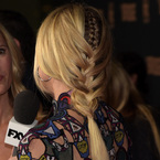 Diane Kruger takes plaits to the next level