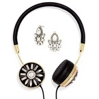 Buy it on your break: Match your headphones to your earrings