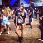 Best celebrity festival style 2014