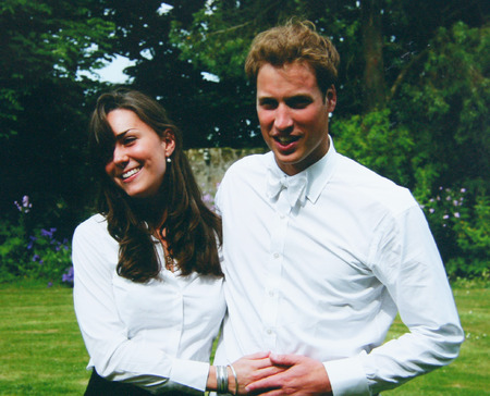 Kate Middleton and Prince William's graduation